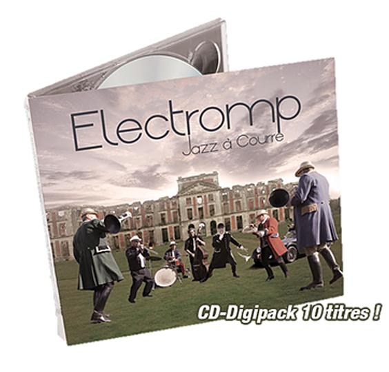 Electromp album cd